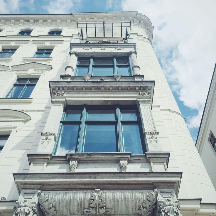 Amazing house with big windows