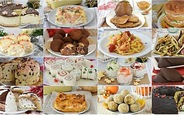 50 Antipasti Di Natale.50 Antipasti Freddi Di Natale I Migliori Mai Fatti Facili E Veloci Idee Alimentari Ricette Ricette Di Cucina