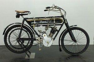 Magnat Debon Course racer c.1912 441cc 1 cyl ohv