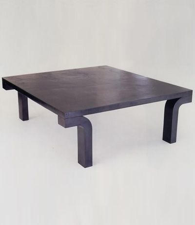 Big Square Table By Eric Schmitt