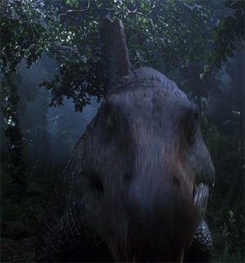 jurassic park 3 spinosaurus aegyptiacus gif - Google Search