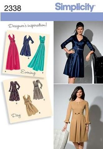 Simplicity plus size sewing patterns 2013