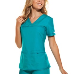 Teal scrubs - 10% during Aug and Sept will go to Teal Toes for Ovarian Cancer Awareness
