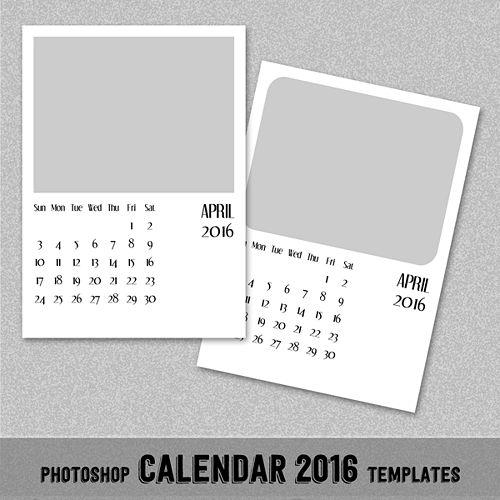 Best 25+ Monthly calendar template 2016 ideas on Pinterest Free - indesign calendar template