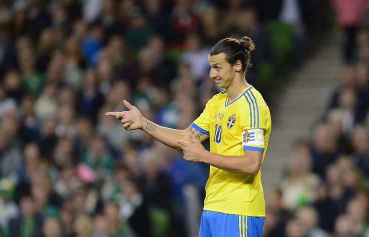 """21 of the best quotes from soccer superstar Zlatan Ibrahimović:     Sweden could not qualify for the 2014 FIFA World Cup, which resulted in Zlatan not playing in soccer's biggest tournament. According to the Guardian, he commented on the failure by saying: """"A World Cup without me isn't worth watching."""""""