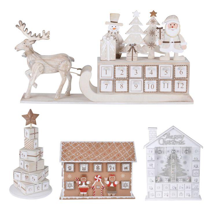 Advent Calendar Handmade Knitting : Images about joulu koristeet on pinterest vintage
