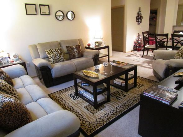 50 best images about animal print sofa on pinterest for Living room decorating ideas zebra print