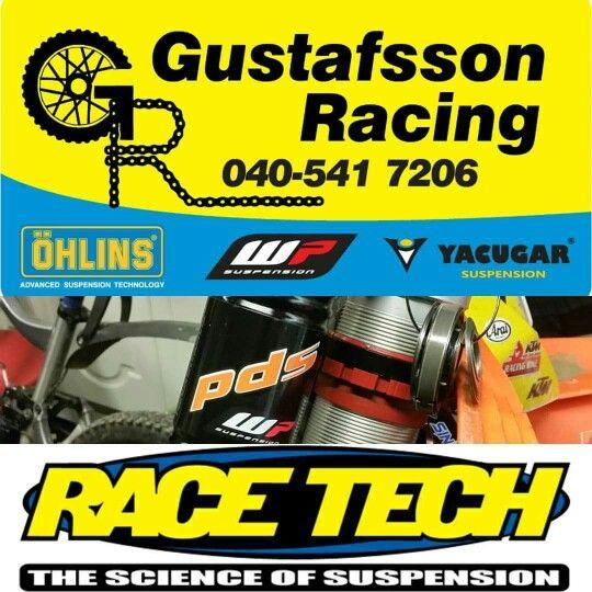 Gustafsson Racing Race Tech