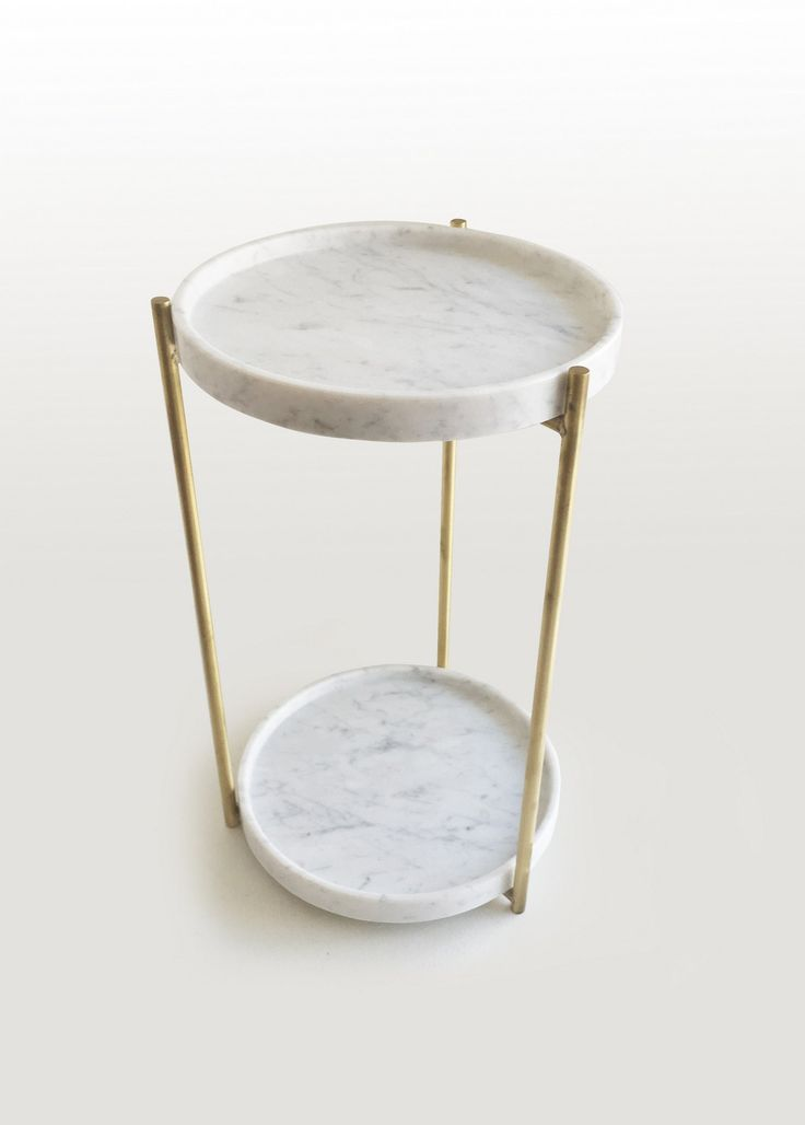 OLIVER Side table by Evie Group