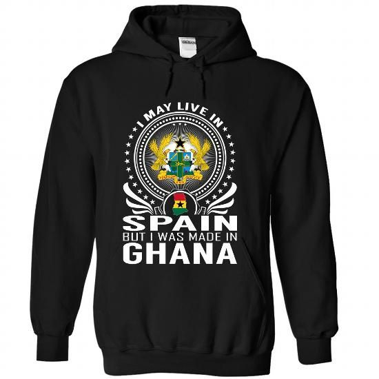 Live in Spain - Made in Ghana #Ghana