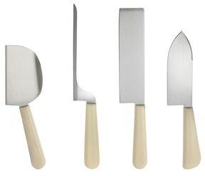 Alessi Milky Way Minor Cheese Knives Set (3 PC)