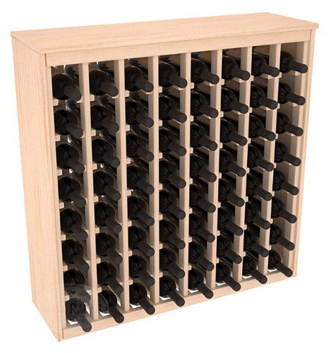 Wine Racks America® Kitchen Rack in Ponderosa Pine. Cabinet Style Wine Rack with 13 Gorgeous Stains to Choose From! Capacity: 64 Bottles Wine Racks America http://www.amazon.com/dp/B00ANRDUES/ref=cm_sw_r_pi_dp_A0eOub1ZY290Q