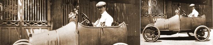 Bugatti Type 16 Bébé