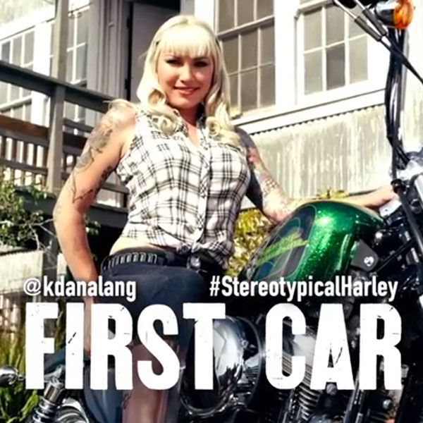 Harley-Davidson Blow Off Your Down Payment Commercial
