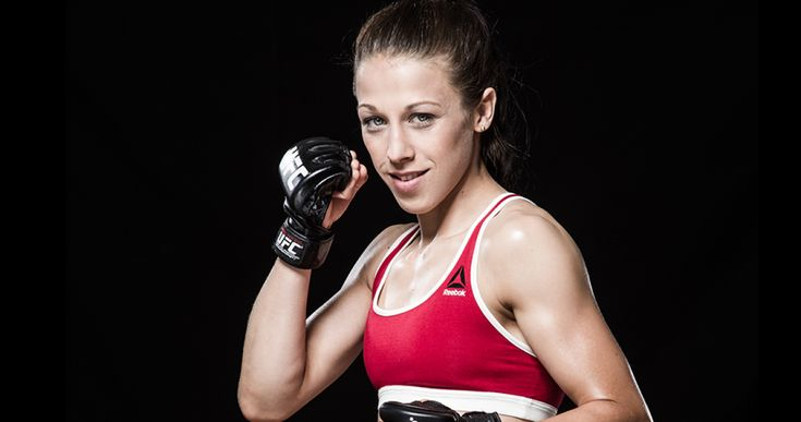 Reebok today announced its partnership with Joanna Jędrzejczyk, fresh off her defense of the UFC women's strawweight championship.