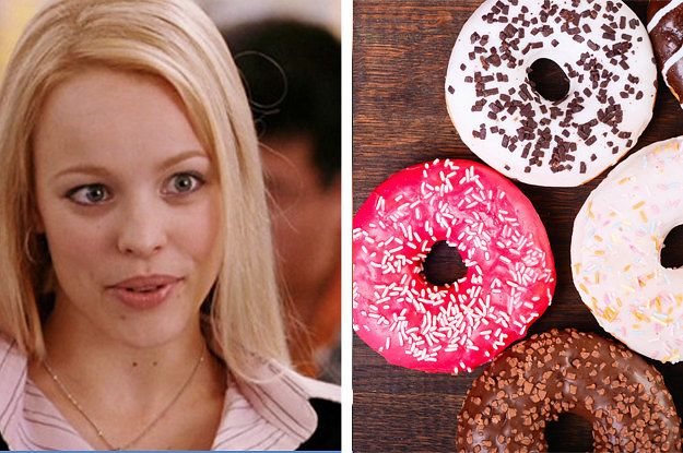 Your Food Preferences Will Reveal Which Mean Girls Character You're Most Like