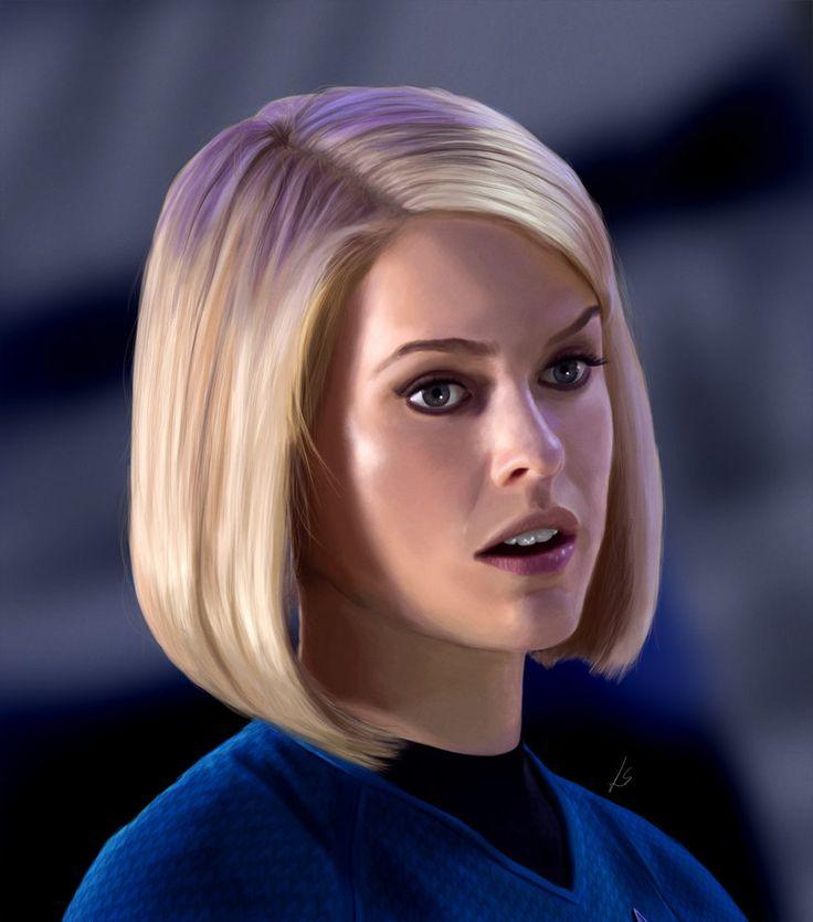 Dr. Carol Marcus - Alice Eve - Star Trek by Unam-et-solum on DeviantArt