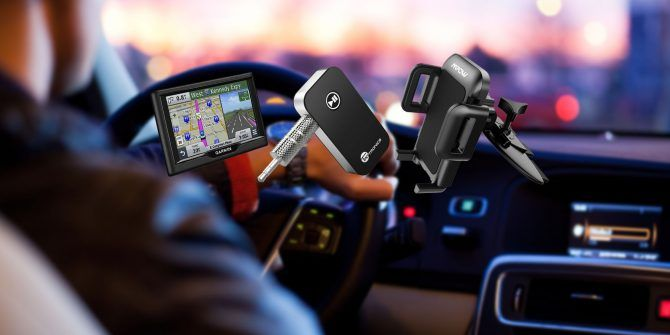 10 Best Car Gadgets: Dash Cams Navigation Bluetooth Audio and More