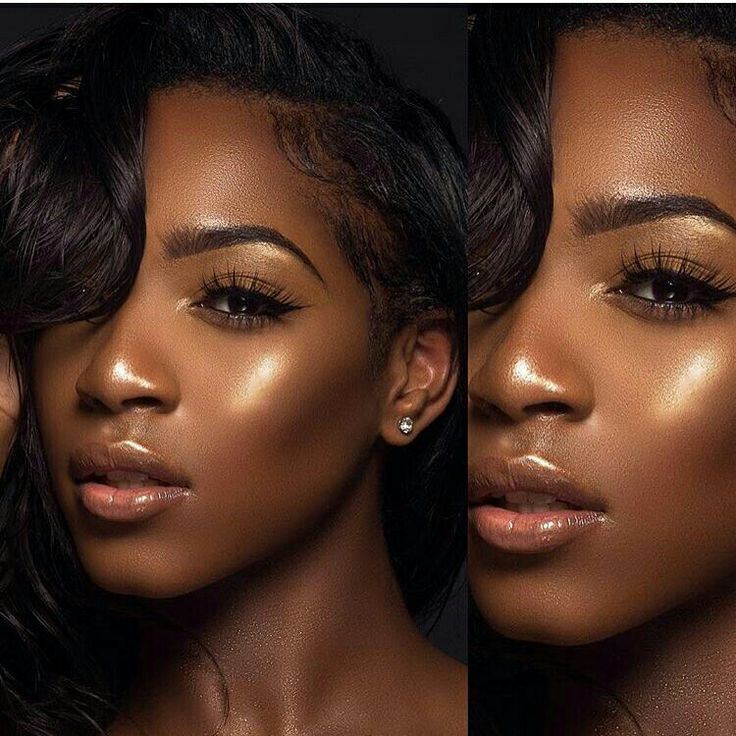 Kiss And Make Up: 100+ Ideas To Try About MakeUp The Face/Black Beauty/Beat