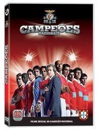 Import Official BENFICA New 2009 2010 Campeao DVD Football Campeoes Nacionais