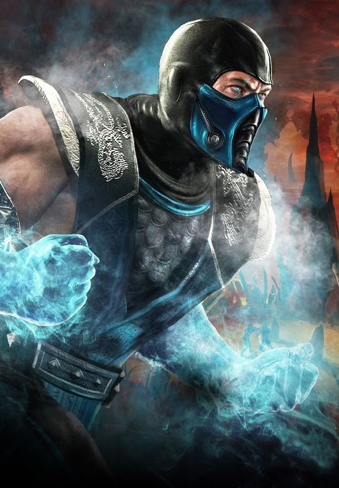 Mortal Kombat: Sub-Zero OMG my husband would LOVE this as ...