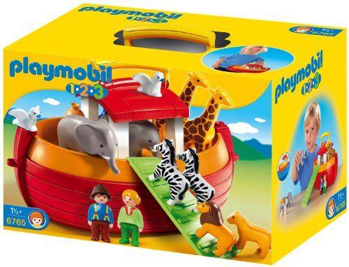 Playmobil 1.2.3 - 6765 - Arche de Noé transportable(1 an et demi +) Playmobil http://www.amazon.fr/dp/B00361FUG4/ref=cm_sw_r_pi_dp_.ffywb0E6AHPG
