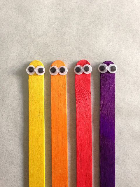 These are our little pointers / finger spacers for guided reading groups and Daily 5 - Read to Self.