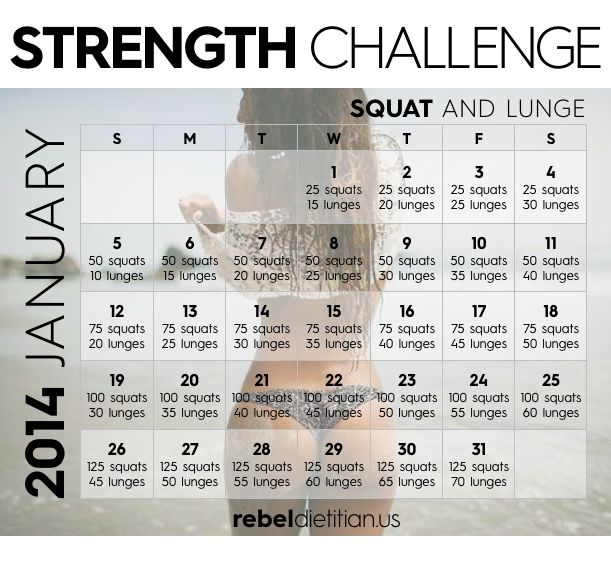 The Yve-olution Of Me: 30 Day Plank & Squat/Lunge Challenge: Day 10 & 11