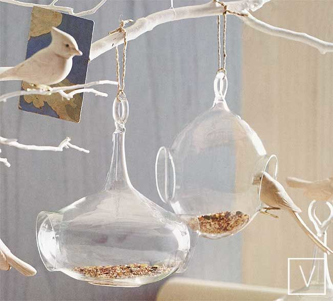10 The Most Cool and Cute Bird Houses and Feeders | DigsDigs