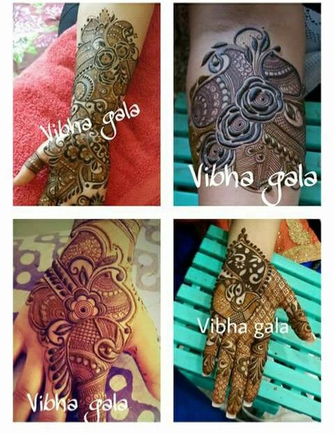 469 Best Mehndi Images On Pinterest