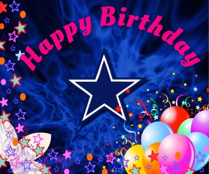 Best 25 Dallas Cowboys Happy Birthday Ideas On Pinterest