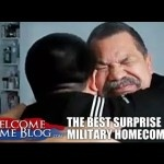 The Best Surprise Military Homecomings: PART FOUR   Warning: HAVE A BOX OF TISSUES WITH YOU WHEN YOU WATCH THIS. It's too awesome to handle...