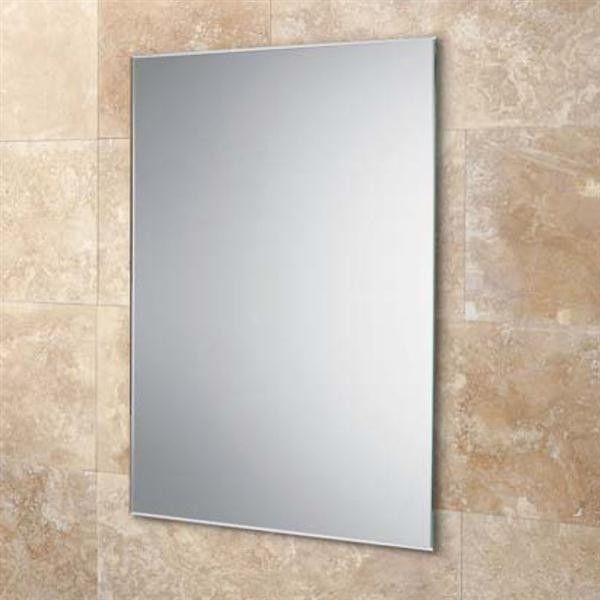 HiB Johnson Heated Bathroom Mirror - Mirrors (non lit) - Bathroom Mirrors - Bathroom Accessories