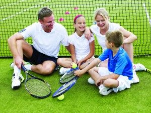 Social Environment: Children who have parents that are physically active usually are physically active themselves