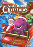 Barney: Night Before Christmas - The Movie [With Color and Activity Book] [DVD] [Eng/Spa] [1999], 13867324