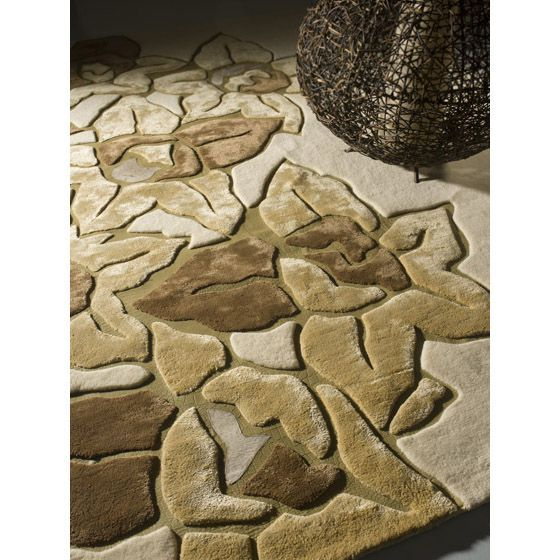 Ковер бежевый цветок DAKOTA #carpet #carpets #rugs #rug #interior #designer #ковер #ковры #дизайн  #marqis