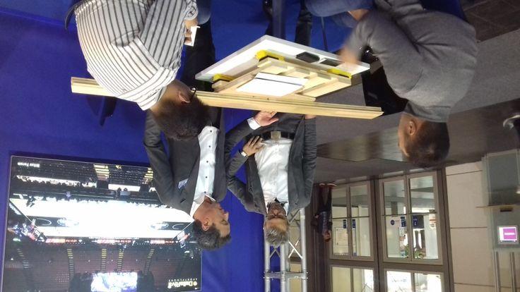 #hannover #domotex #dallariva #parquet #sportsfloors #flooring #sportsflooring #madeinitaly #excellence