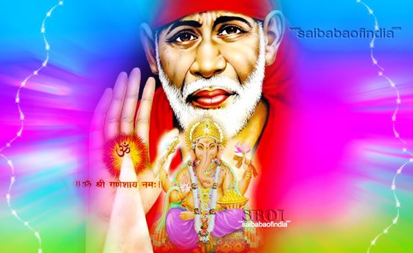 Download Sai Baba Animated Wallpaper For Mobile Gallery