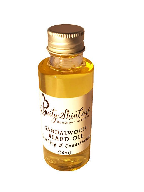 Sandalwood Beard Oil beard oil kit beard care beard