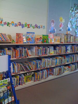 back to school library lessons