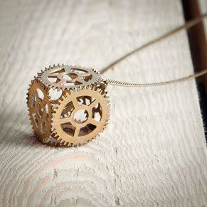 Mka Bricks : - fabrique creative & recyclerie - bijoux mécanique