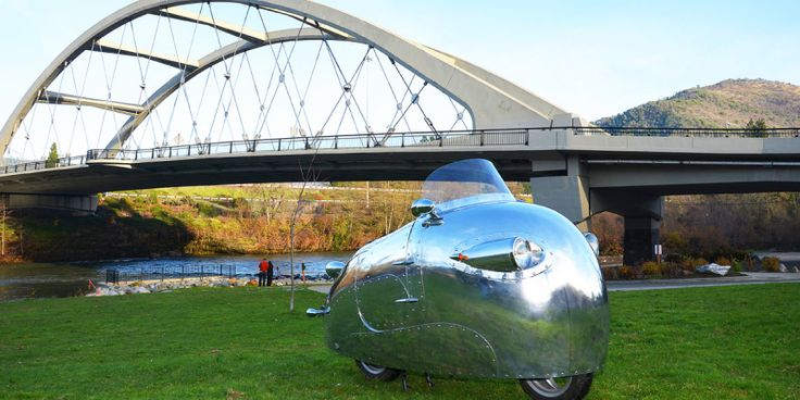 These Decopods are way cooler than your Vespa #travel #roadtrips #roadtrippers