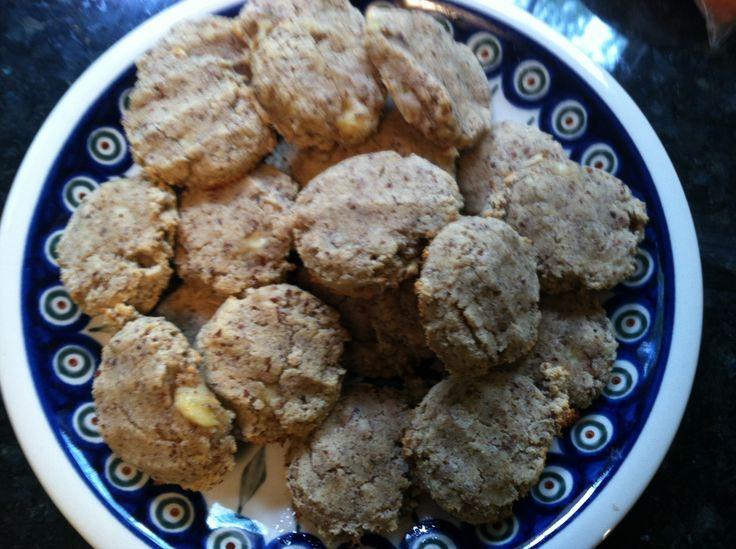 Soft Cinnamon Banana Cookies (grain-free)  #justeatrealfood #primalblissnutrition