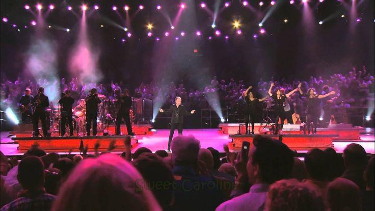 Neil Diamond - Sweet Caroline (2008, with lyrics) My Song Sweet Caroline :)