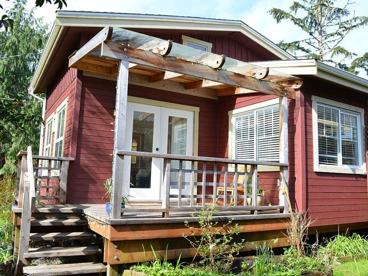 VRBO.com #777888 - 1 Bedroom Private Cabin by Southchesterman's Beach in Beautiful Tofino Bc