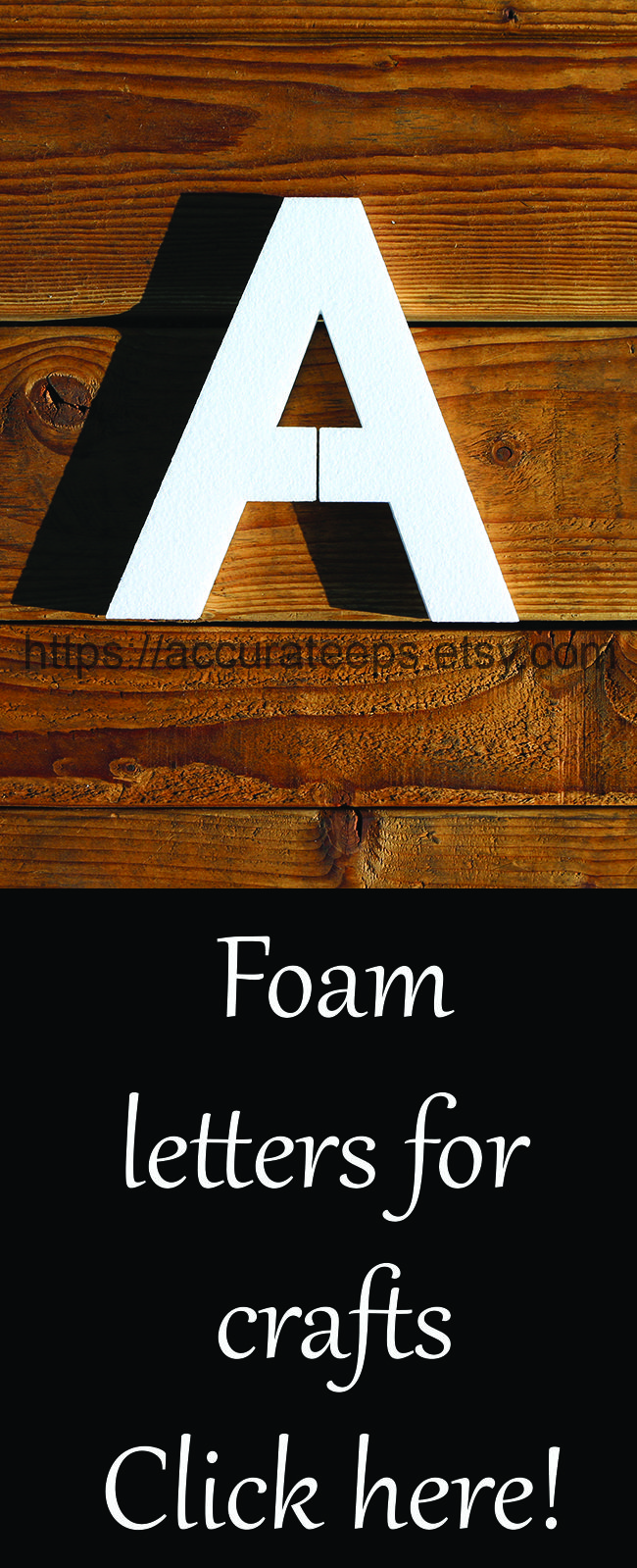Foam letters for crafts - Find This Pin And More On Diy Craft Foam Letters For