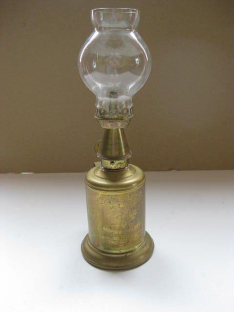 """Mooi oud Frans olielampje """"Lampe feutrée abeille"""". door pollysonlyworld op Etsy"""