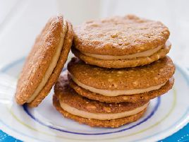 Peanut Butter Sandwich Cookies - Cooks Illustrated