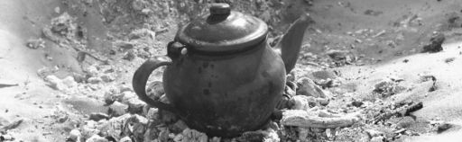 """Russell's Teapot (Analogy) """"If I were to suggest that between the Earth and Mars there is a china teapot revolving about the sun in an elliptical orbit, nobody would be able to disprove my assertion provided I were careful to add that the teapot is too small to be revealed even by our most powerful telescopes ..."""