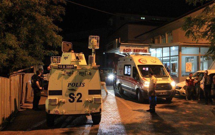 Sputnik Türkiye ///  Bingöl'deki 30 köye sokağa çıkma yasağı ilanı
